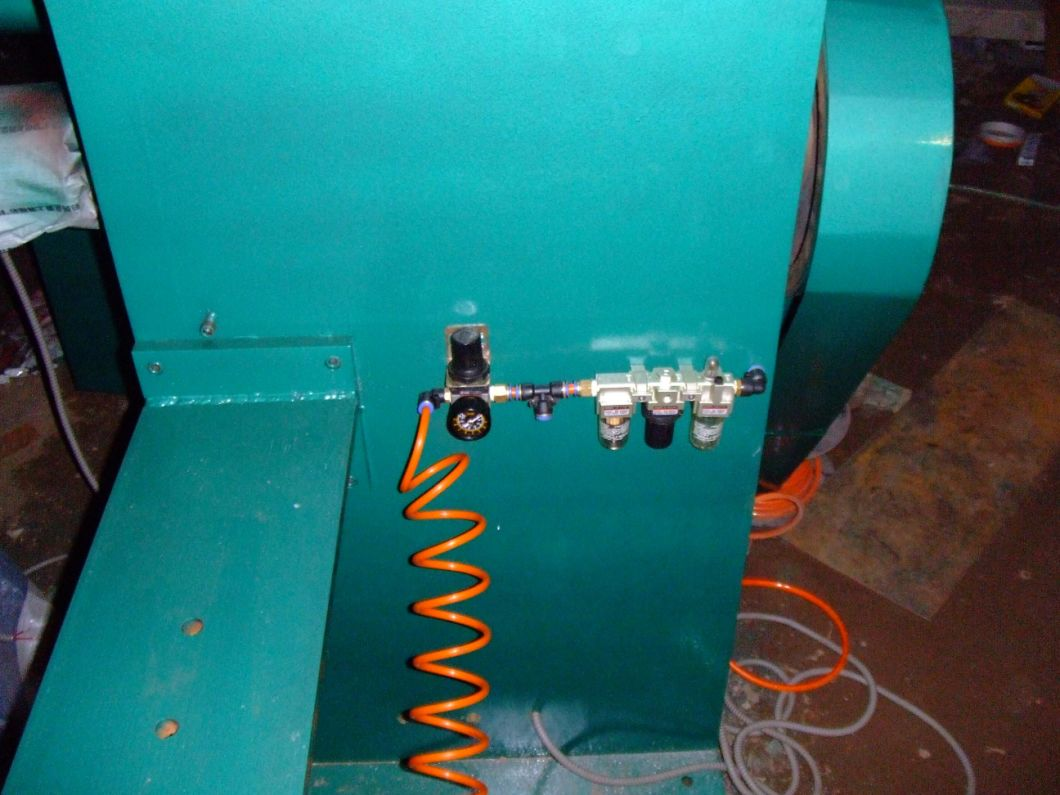 Factory Supply Cheap Price Small Abrasive Belt Cutting Machine