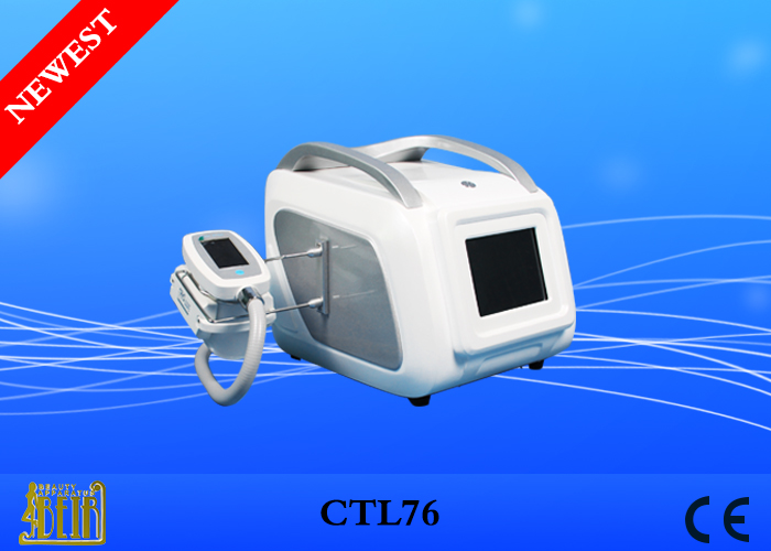 with 3 Handles Slimming Criolipolisys Fat Freezing Fat Cell Body Melting Machine