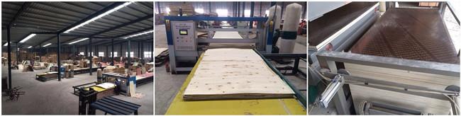 Concrete Formwork Film Faced Marineplex Plywood
