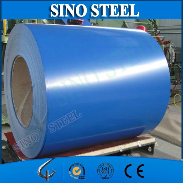 Dx51d PPGI Color Coated Prepainted Galvanized Steel Coil