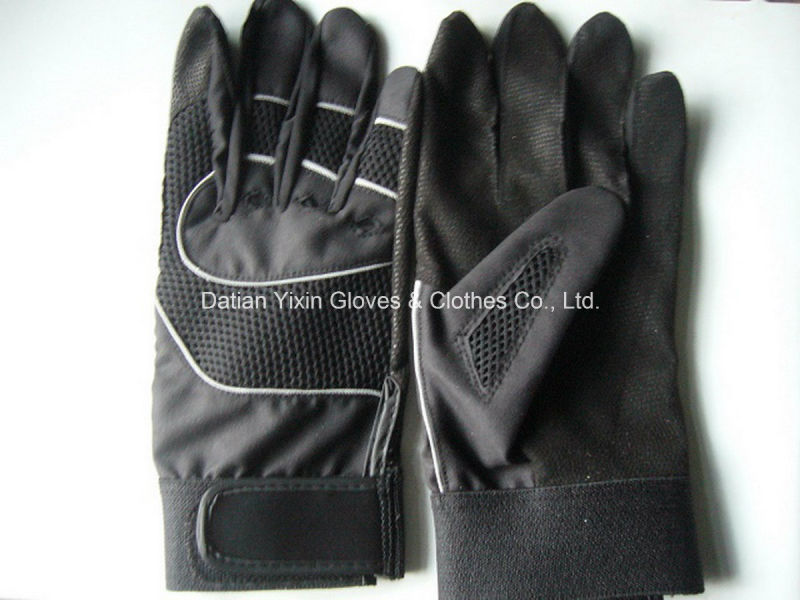 Baseball Glove-Sport Glove-Safety Glove-PU Glove-Weight Lifting Gloves