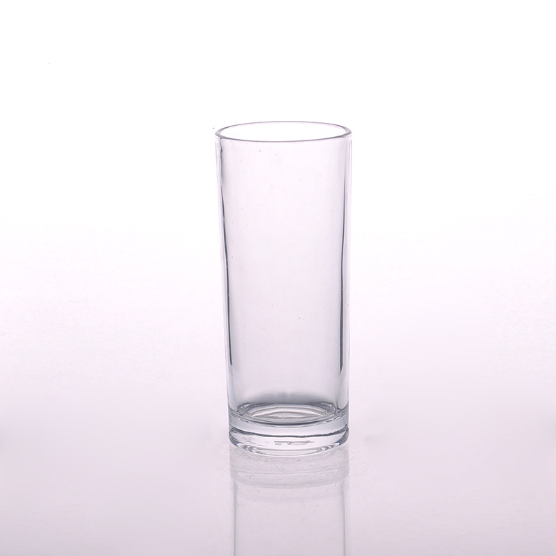 300ml Funny Cup Wholesale Clear Tumbler Glass