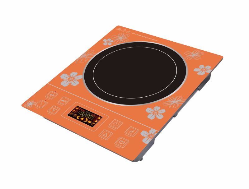 Sensor Touch Induction Cooker Sm-18E4