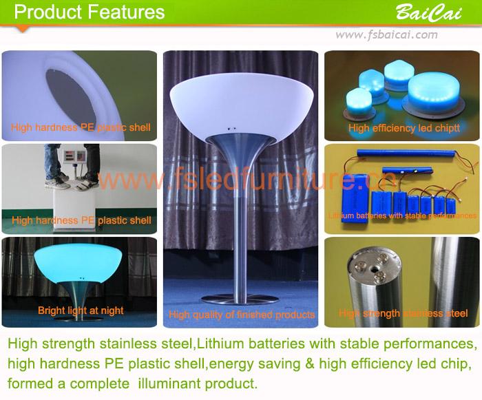 Rental Swivel Acrylic Barstools