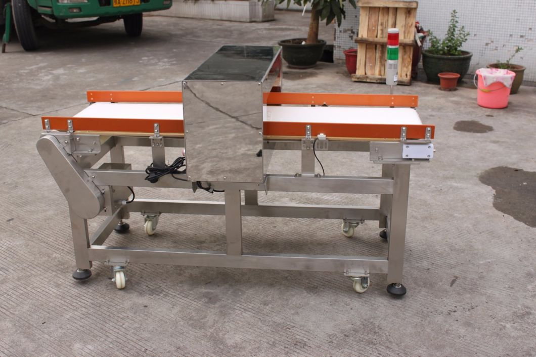 Metal Detector for Gold in Aluminum Packing Product