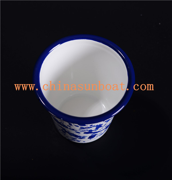 Sunboat Porcelain Mugs Cup Coffee Water Drinking Enamel Water Cups Kitchenware/ Kitchen Appliance