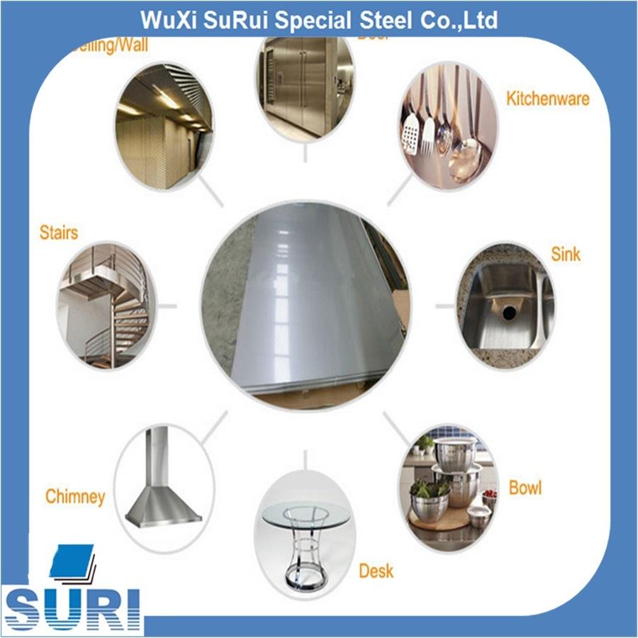 Duplex 2507 Stainless Steel Plate