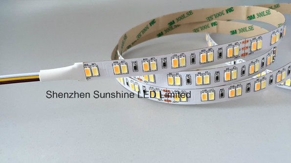 High Brightness Warm White CRI80 SMD5630 LED Flexible Strip