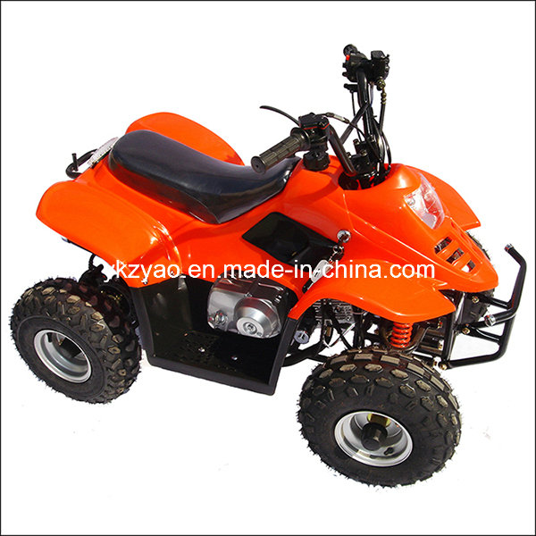 EPA ATV with 110cc Automatic Engine 6 Inch Tyre Hot Sell in USA for Kids