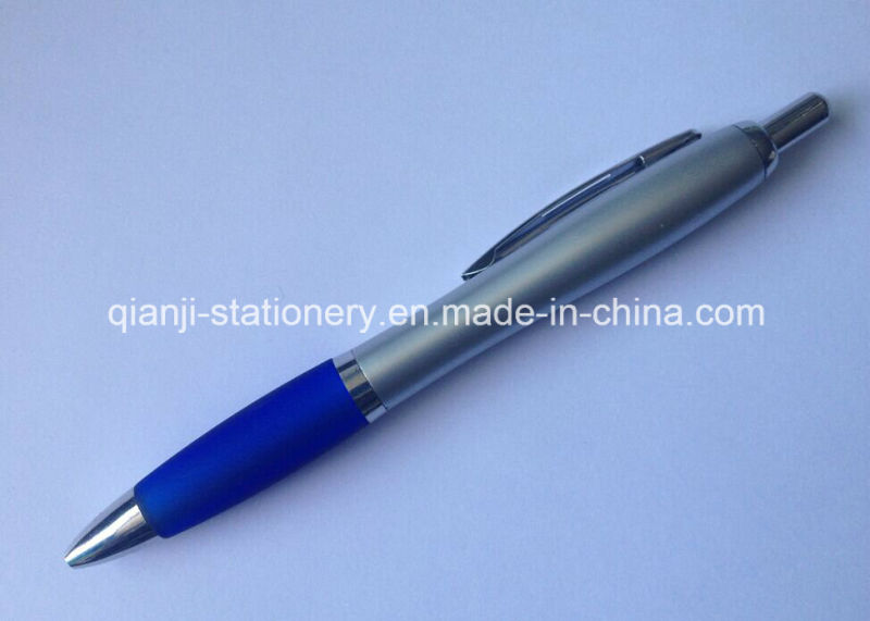 Cheap Promotional Pen with Printing Logo Plastic Printing Pen (P3010B)