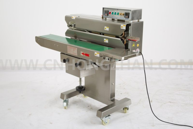 Price for CBS1100h Continuous Bag Sealing Machine