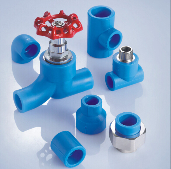 New PPR Water Supply Fittings Series Copper Male Coupling