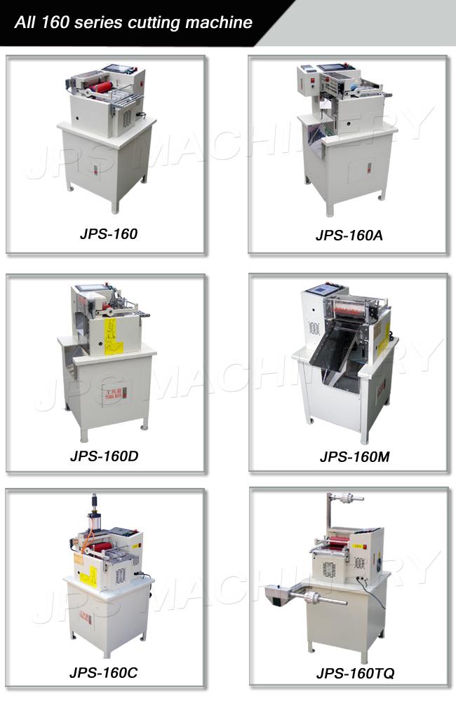 Jps-160A Automatic Cotton Belt, Colour Belt, Nylon Belt Cutting Machine
