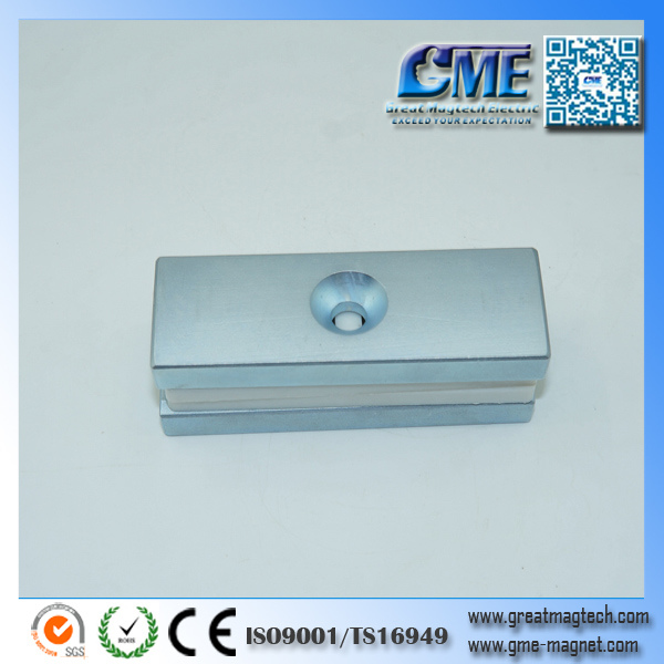 Iron and Magnet in a Permanent Magnet Are Metals Magnetic