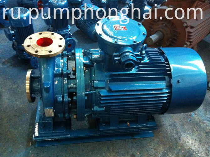 Clean Water Centrifugal Pumps