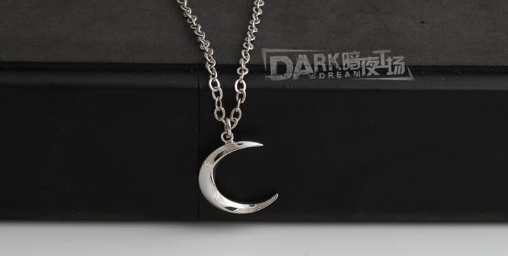 Fashion Necklace Silver Jewellery Women Pendant