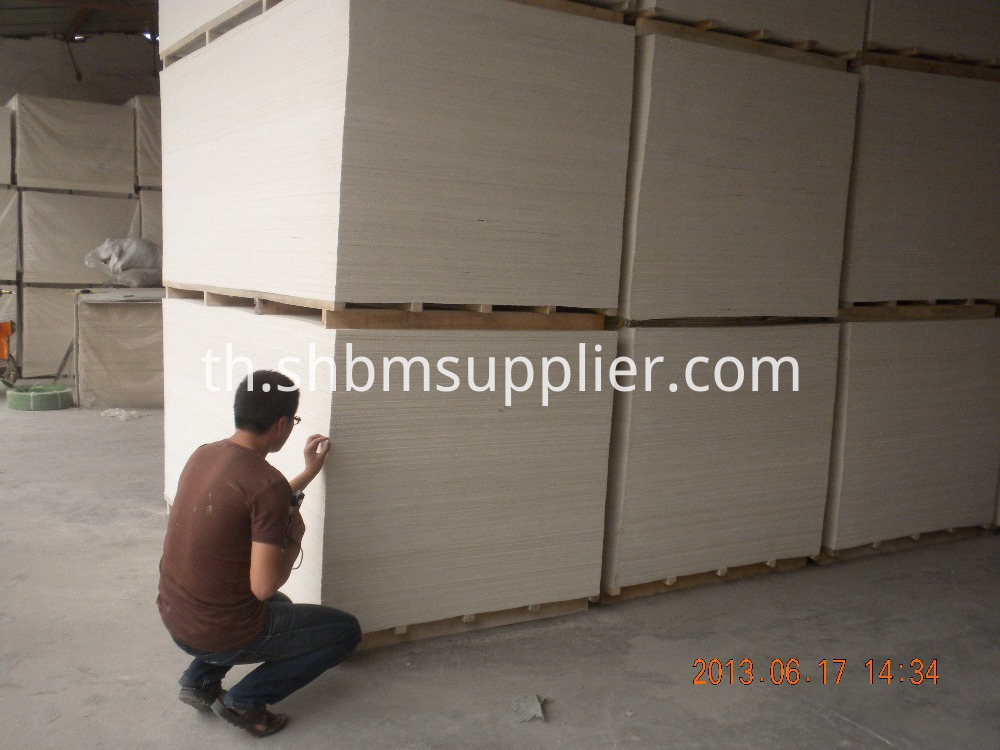 Top Quality Magnesium Oxide Board