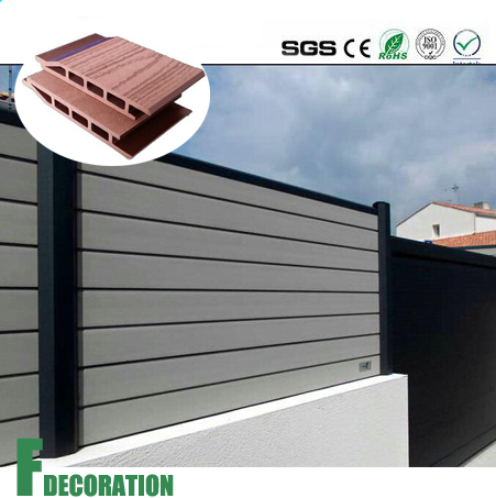Hot Sales Cheap Composite Wood Texture WPC Plastic Wall Panel
