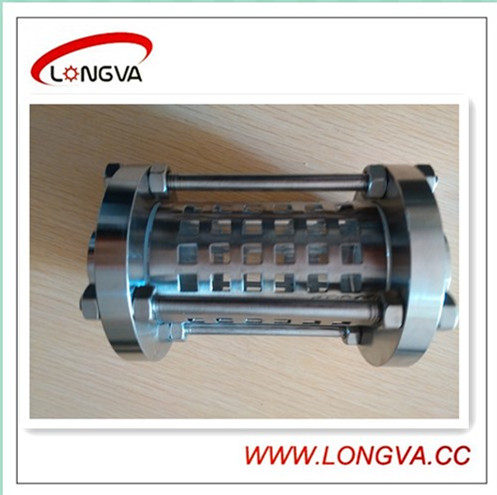 Sanitary Sight Glass Stainless Steel Welded Clamped
