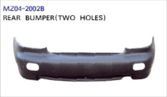 Car Rear Bumper for Toyota Prado