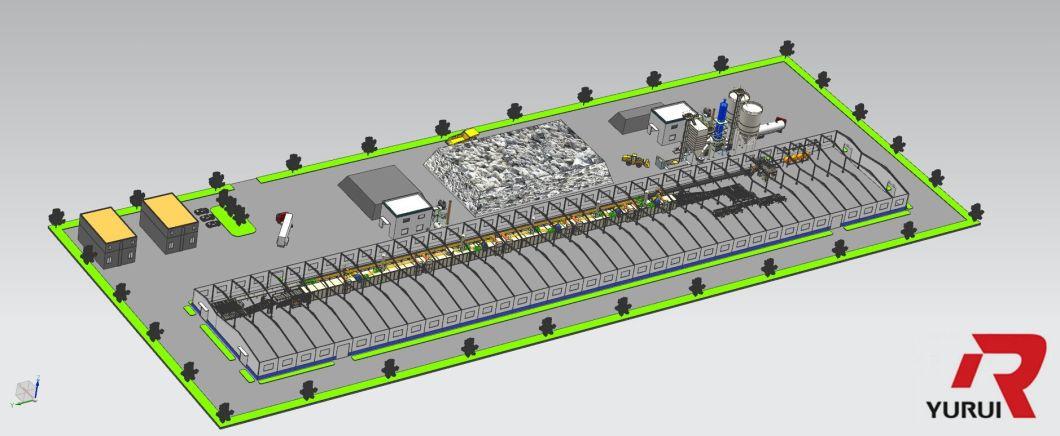 30million Sqm/Year Paper Faced Gypsum Board Manufacturing Machine