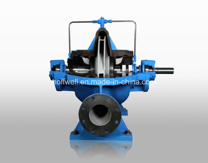 TPOW Single Stage Double Suction Split Casing Pump