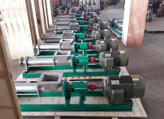 Stainless Steel Paste Water Pump