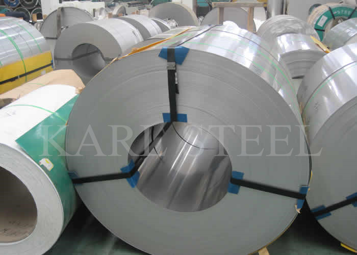 410 Stainless Steel Coil with Ba Both Side Finish/Surface