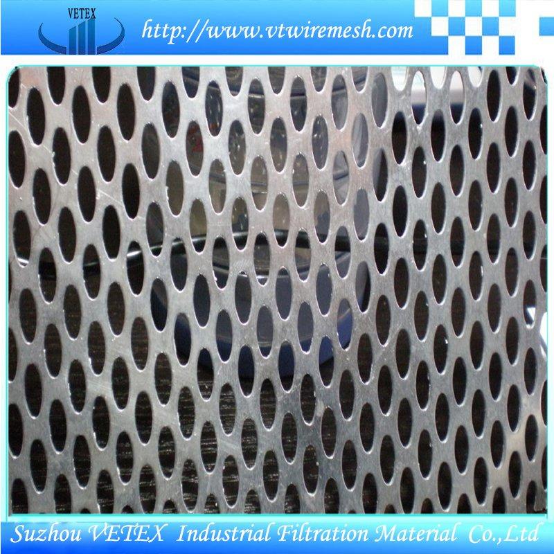 Suzhou Vetex Punching Hoke Mesh