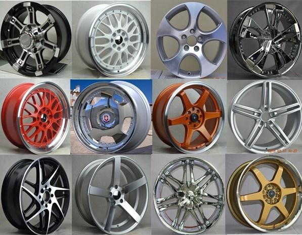 CV5 Alloy Wheel/Aluminum Car Wheel Hub