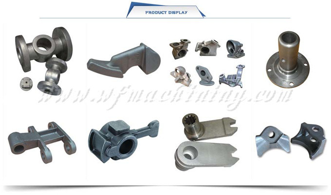OEM Precision Stainless Steel Casting for Investment Metal Auto Parts