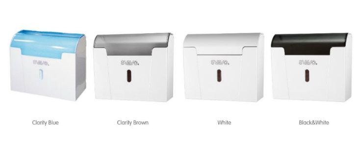 ABS Plastic Hand Paper Towel Dispenser