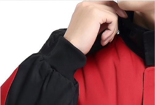 Winter Thicken Warm Work Coveralls Fashion Workwear Boiler Suits (YLT113)