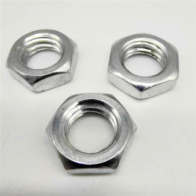 Titanium Flange Nuts