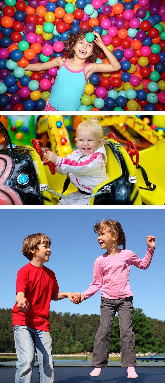 Space Theme Children Indoor Playground Ce Standard