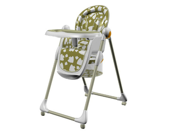Double Tray Baby Highchair Comply with En 14988: 2006 + A1: 2012