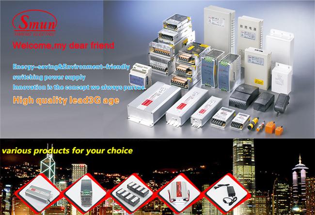 S-350-48 110V/220V Input 350W 48V 7.3A Output Switching Power Supply
