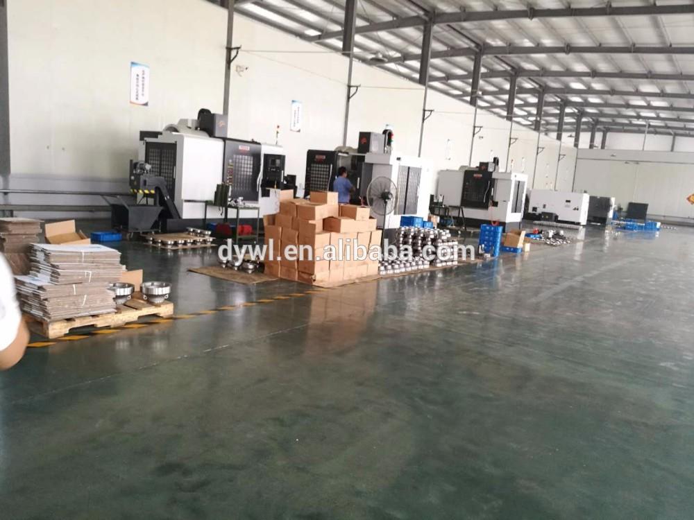 cnc machining machinery investment