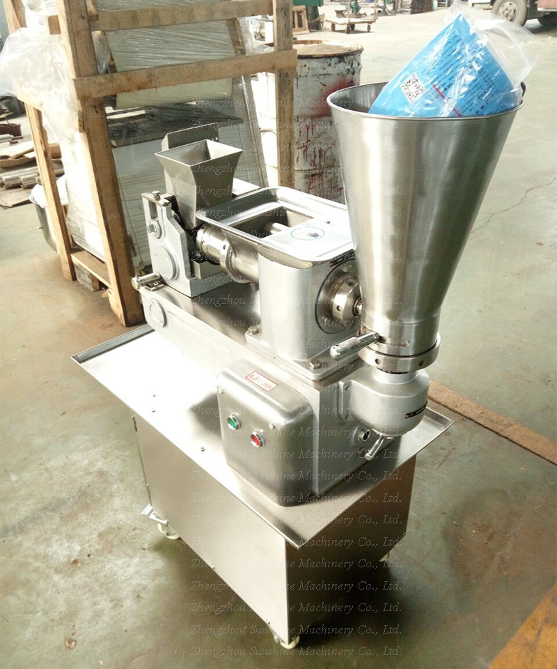 Samosa Ravioli Wonton Making Chinese Automatic Dumpling Maker Machine
