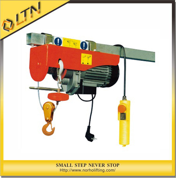 Mini Electric Wire Rope Hoist (CWH-JA)