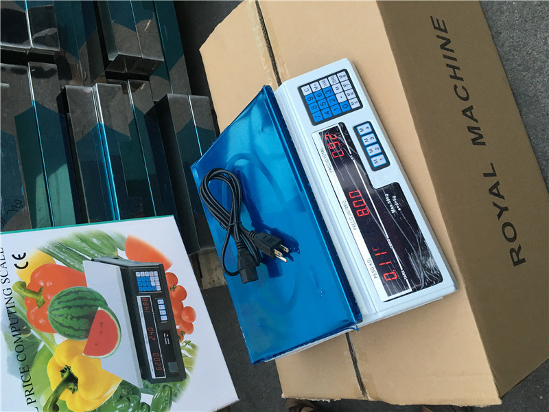 Digital Accurate Balance Counting Table Top Scale (GRT-ACS718)