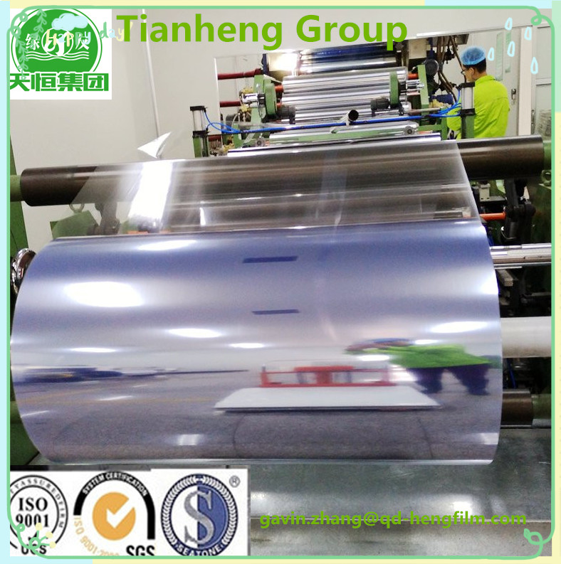 PVC Gold Silver Rigid Film Plastic Vacuum Tray for Chocolate Packing