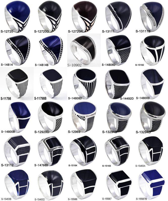 New Design Fashion Jewelry Ring Silver 925