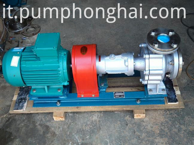 RY series electric air cooler hot oil circulation pump