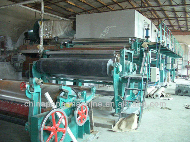 Coating Paper Machine