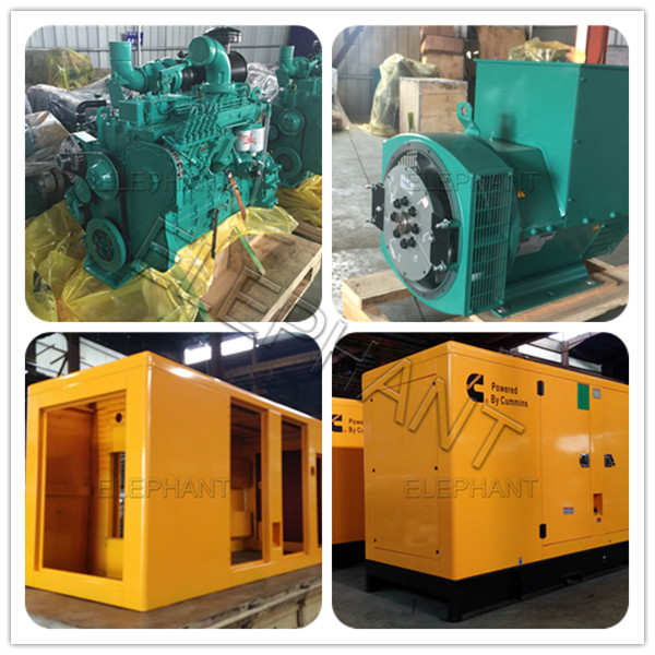 180kVA Deutz Engine Diesel Generator