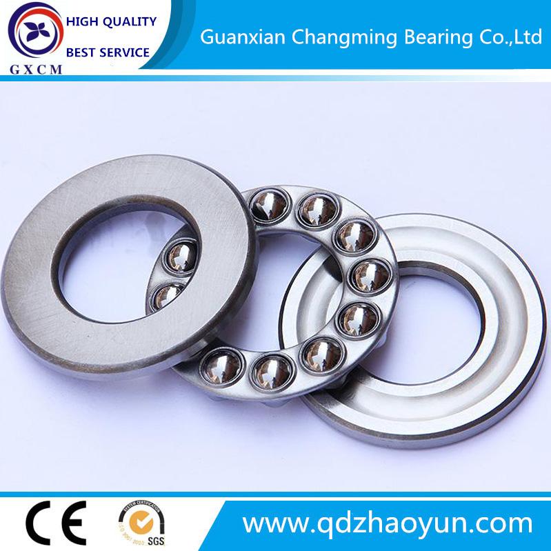 Gcr15 One Way Thrust Ball Bearings