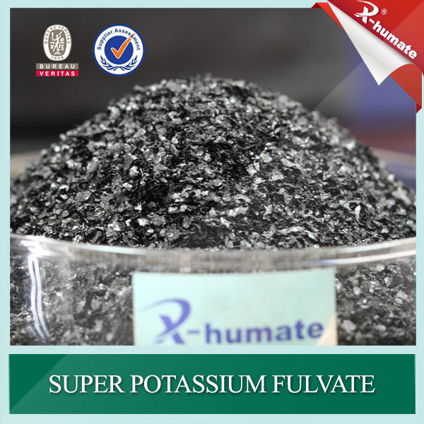 100% Soluble Super Potassium Fulvate