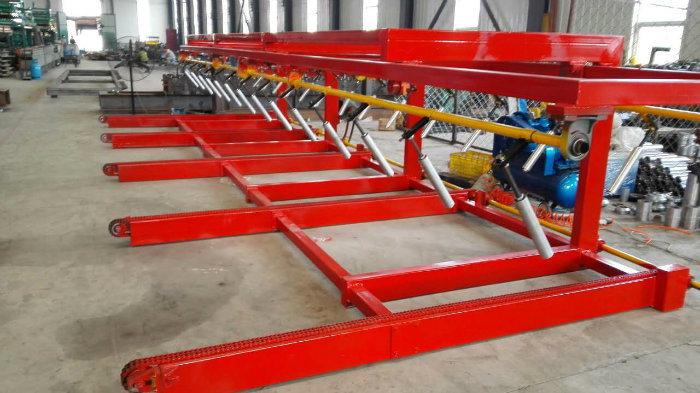 Metal Floor Decking Tile Roll Forming Machine