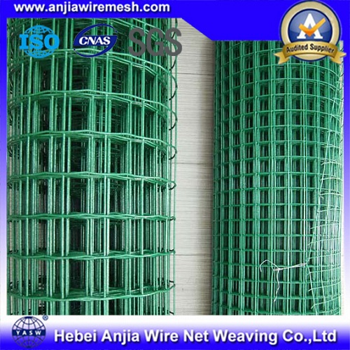 PVC Coated Holland Wire Mesh Euro Farm Fence